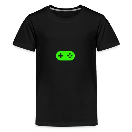 green controller - Kids' Premium T-Shirt