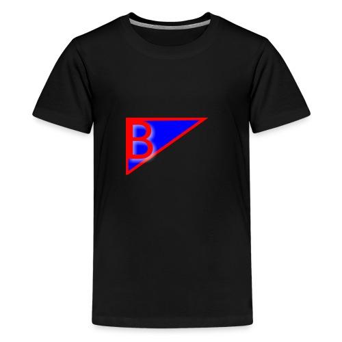 Superman - Kids' Premium T-Shirt