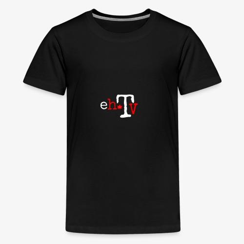 eh TV - Kids' Premium T-Shirt