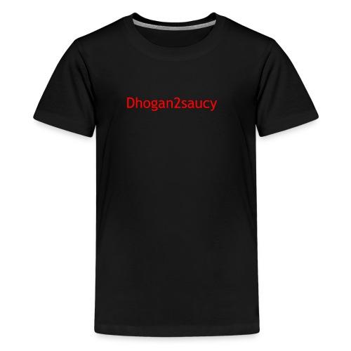 Dhogan2saucy limited shirt - Kids' Premium T-Shirt