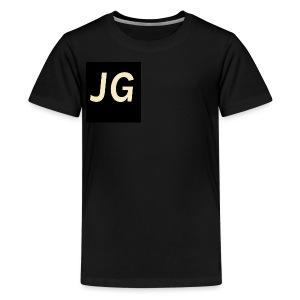 Gonzalez#1 - Kids' Premium T-Shirt