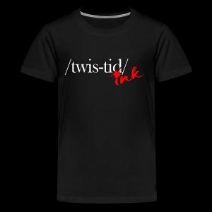 Twistid Ink - Kids' Premium T-Shirt