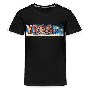 YRBN'S Merch - Kids' Premium T-Shirt