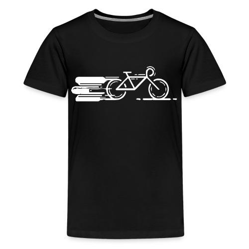 Cycling T Shirt - Kids' Premium T-Shirt