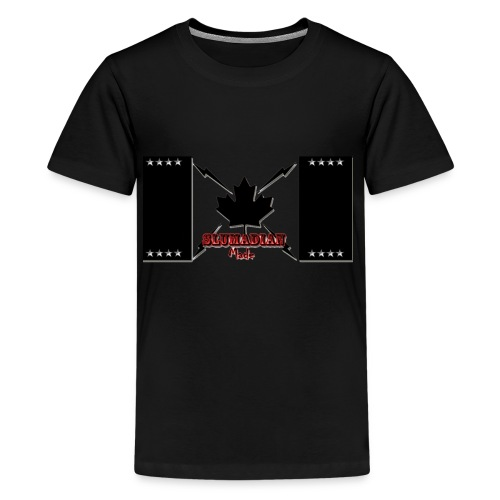 slumadian-black - Kids' Premium T-Shirt