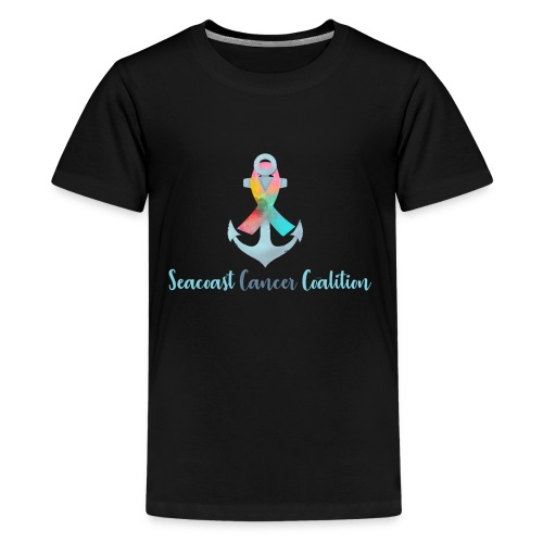 Seacoast Cancer Coalition Launch - Kids' Premium T-Shirt