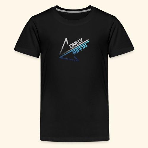 LonelyGriffin Logo - Kids' Premium T-Shirt