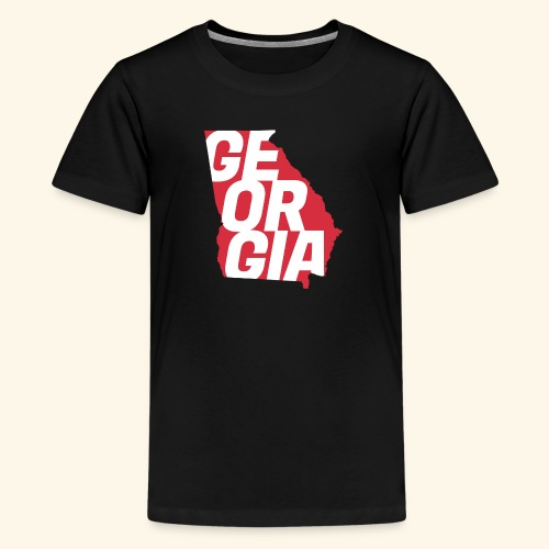 Georgia State - Kids' Premium T-Shirt