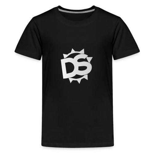 Depth Logo - Kids' Premium T-Shirt
