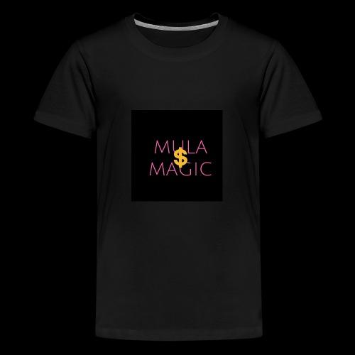 Mula magic graphics - Kids' Premium T-Shirt