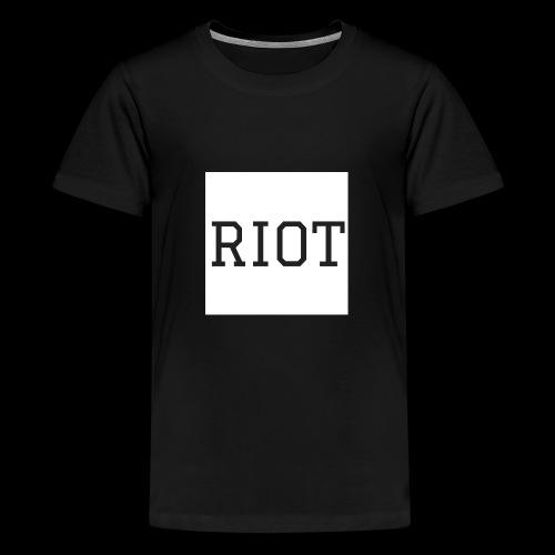 Riot Tee - Kids' Premium T-Shirt