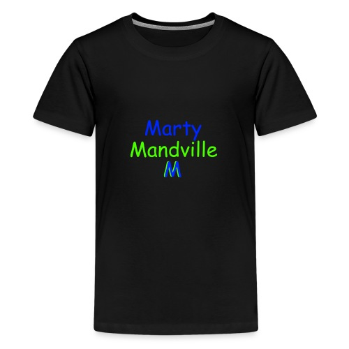 Marty Mandville - Kids' Premium T-Shirt
