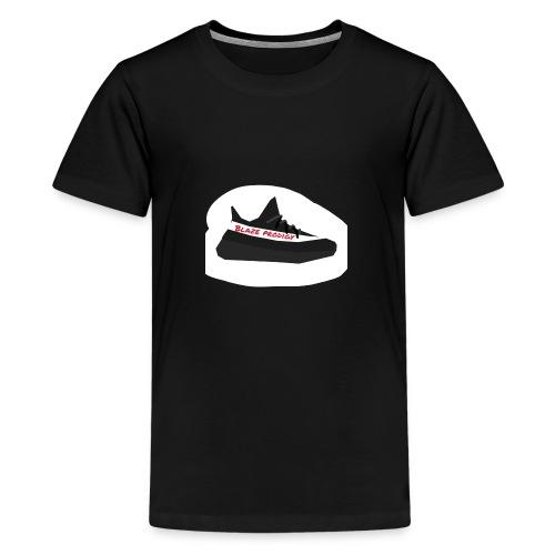 Blaze yezzy - Kids' Premium T-Shirt