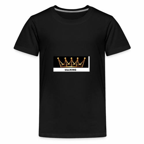 blacking - Kids' Premium T-Shirt