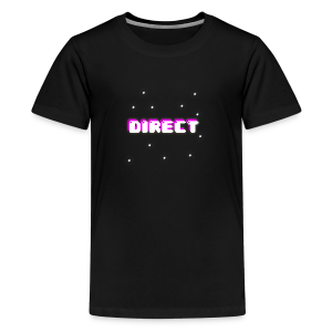 DirectShop Official T-Shirt - Kids' Premium T-Shirt
