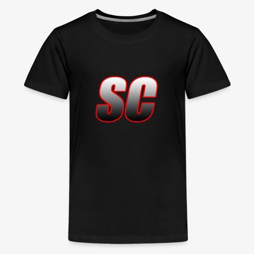 SamuraiCrew Logo - Kids' Premium T-Shirt