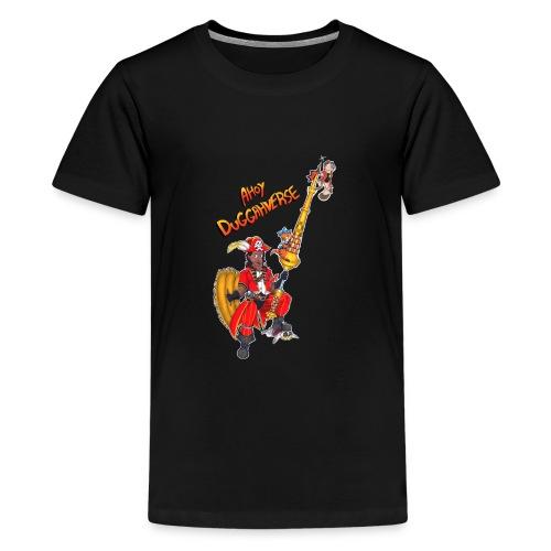 Ahoy Duggahverse! - Kids' Premium T-Shirt