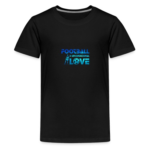 Football is Love - Kids' Premium T-Shirt