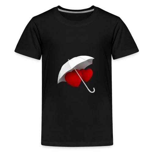 love valentin day - Kids' Premium T-Shirt