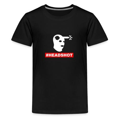 Headshot Airsoft sniper - Kids' Premium T-Shirt