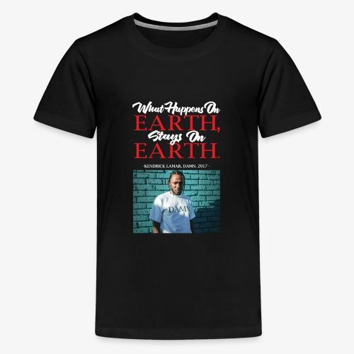 Damn Quote - Kids' Premium T-Shirt