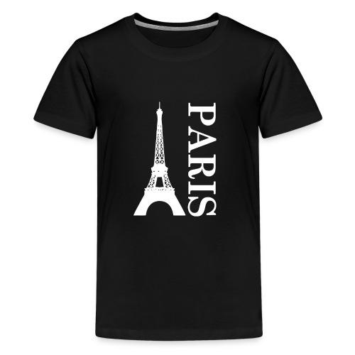 Menara eifell Paris Logo - Kids' Premium T-Shirt