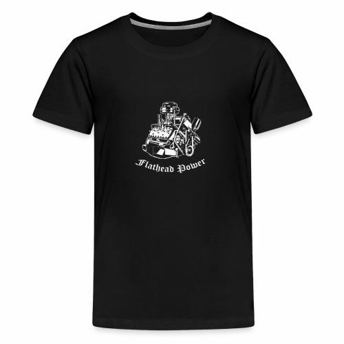 Flathead power - Kids' Premium T-Shirt