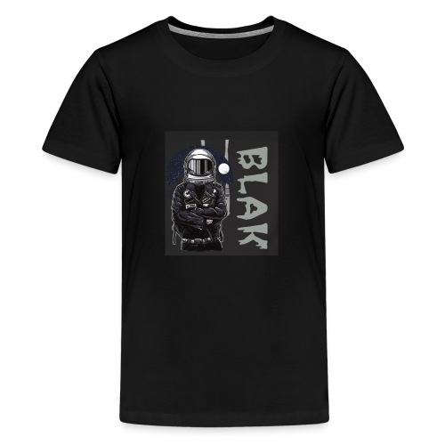 BLAK space bound - Kids' Premium T-Shirt
