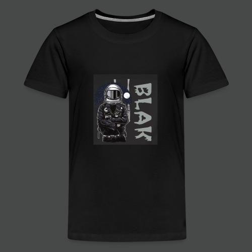 Space bound BLAK - Kids' Premium T-Shirt