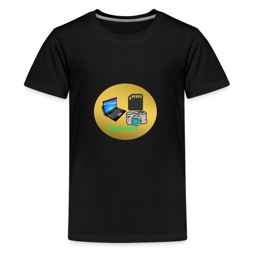 Pesto Gold - Kids' Premium T-Shirt