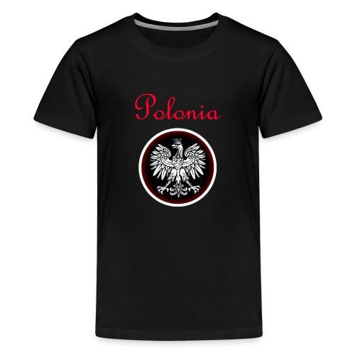 Polonia - Kids' Premium T-Shirt