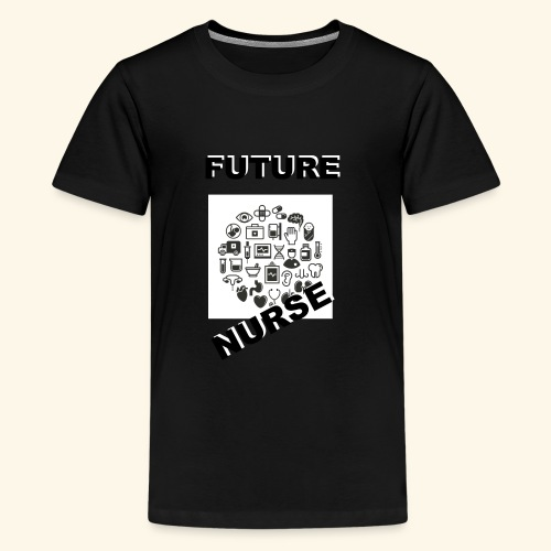 future nurse - Kids' Premium T-Shirt