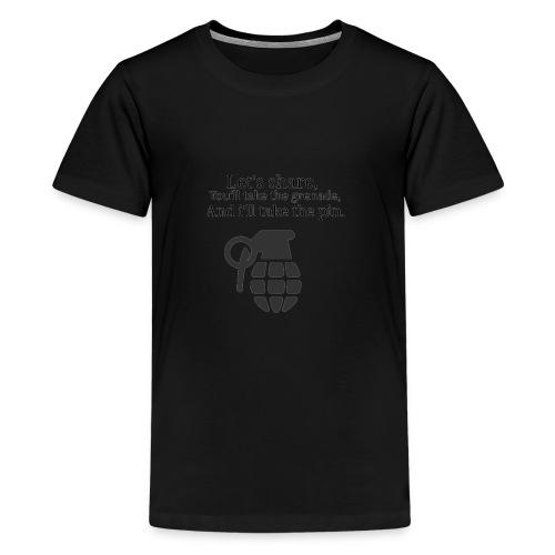 Grenade - Kids' Premium T-Shirt