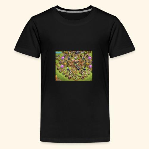 clash of popular - Kids' Premium T-Shirt