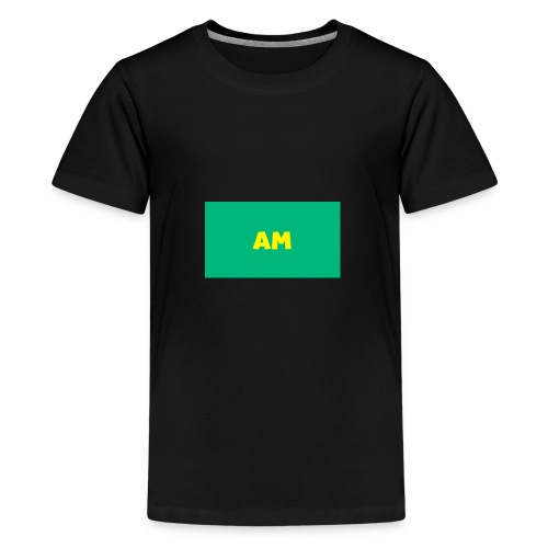 ankit miner - Kids' Premium T-Shirt