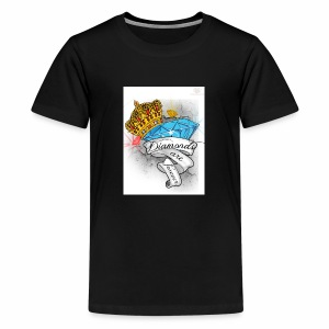 Diamonds Are Forever - Kids' Premium T-Shirt