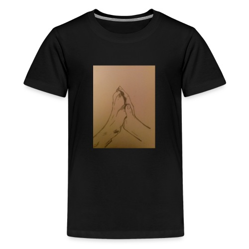 Wolf Kid - Kids' Premium T-Shirt