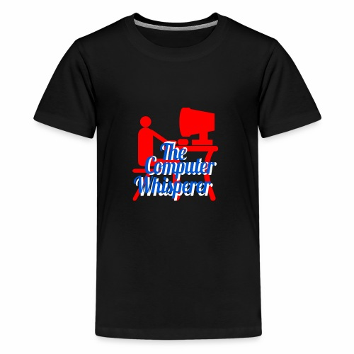 The Computer Whisperer - Kids' Premium T-Shirt