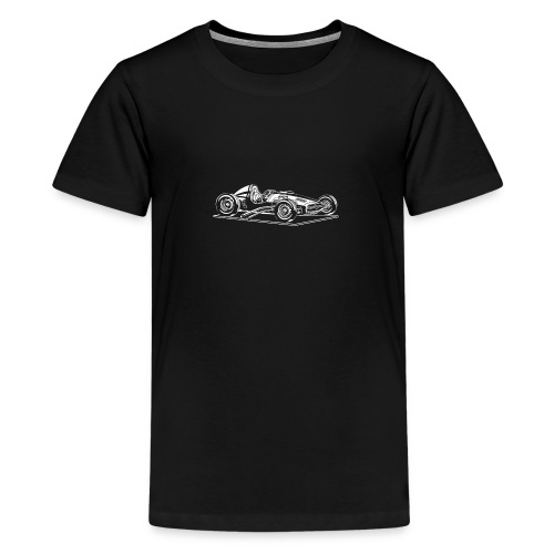 Classic racing car - Kids' Premium T-Shirt