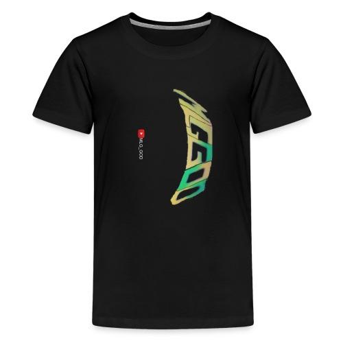 Mlg_God hoodie - Kids' Premium T-Shirt