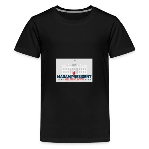 Madam President - Kids' Premium T-Shirt
