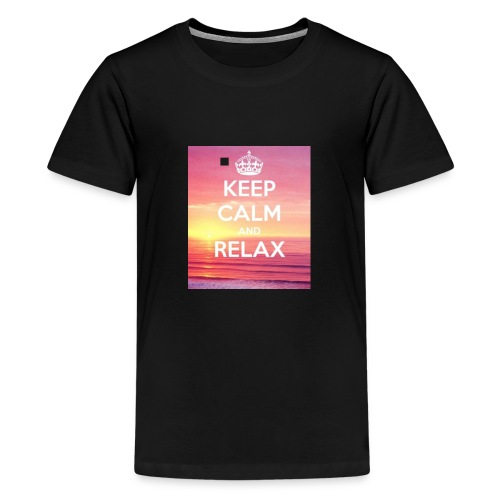 keep calm - Kids' Premium T-Shirt