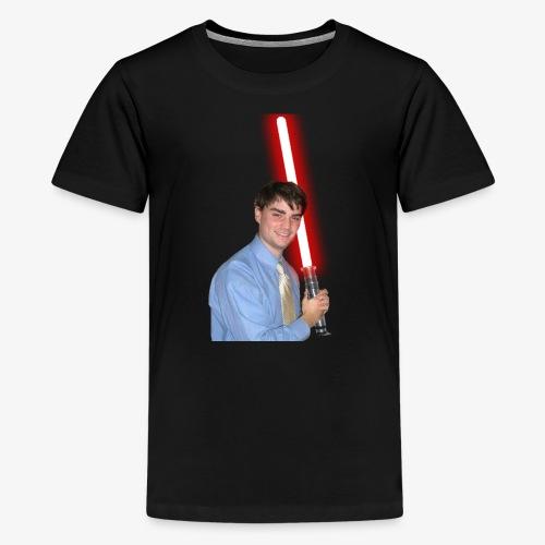 Ben With Lightsaber - Kids' Premium T-Shirt