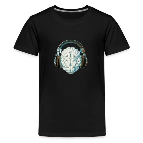 Mind Music Connection - Kids' Premium T-Shirt