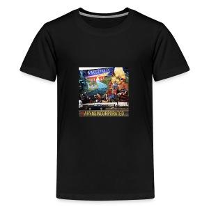 West Philly Art - Kids' Premium T-Shirt