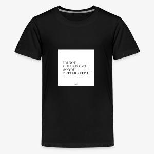 2914ECC1 A431 4D99 9D56 30CAD4DBC5AF - Kids' Premium T-Shirt