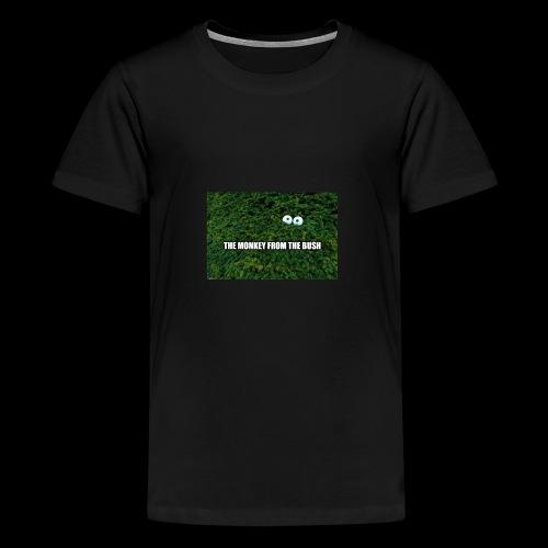 monkeybushbanner - Kids' Premium T-Shirt