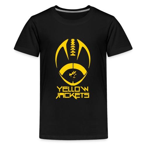 Yellow Jackets - Kids' Premium T-Shirt
