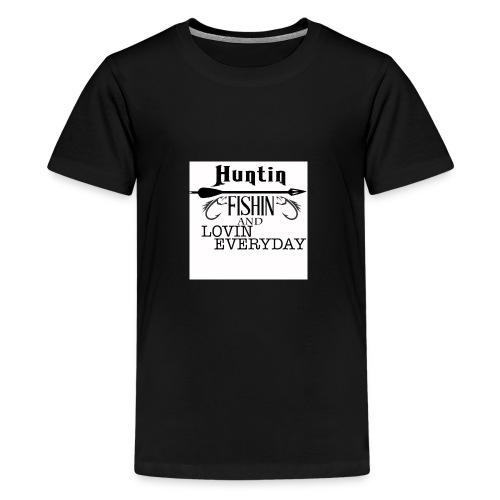 lovin everyday - Kids' Premium T-Shirt