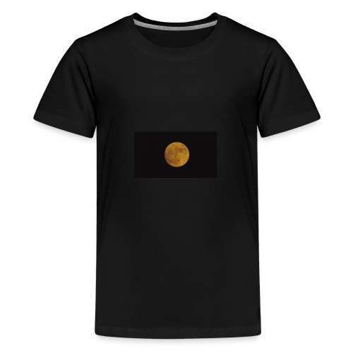 Moon Shining - Kids' Premium T-Shirt